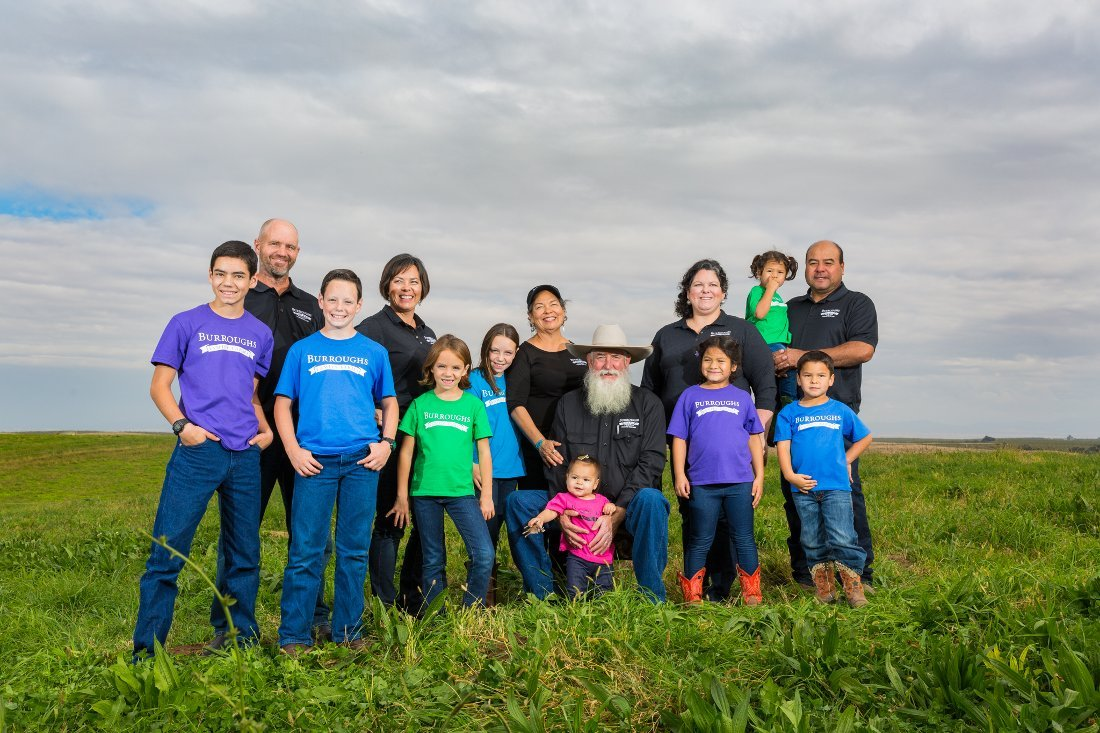Customer Corner: Burroughs Family Farms