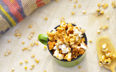Maple Kettle Corn