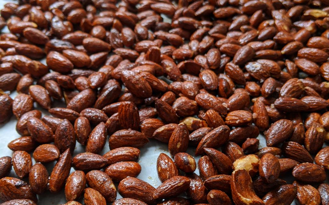 Maple Roasted Nuts Recipe