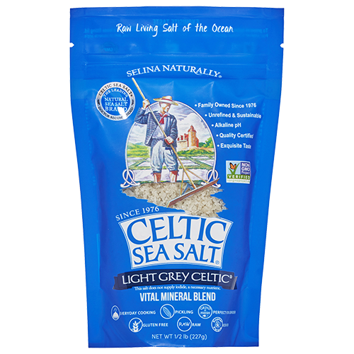 Selina Naturall Celtic Sea Salt - Maple Valley Master Cleanse kits