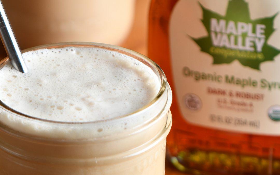 Maple Coffee Milkshake