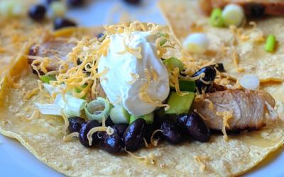 Maple Chipotle Pork Tacos Recipe